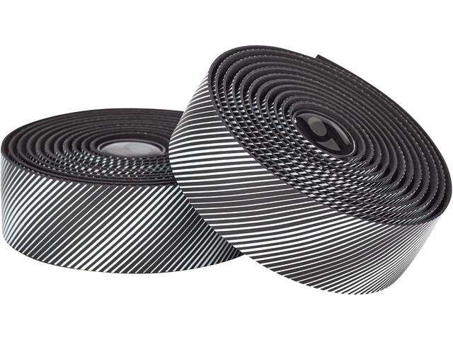 Bontrager Gel Cork Graphic Handlebar Tape black/grey